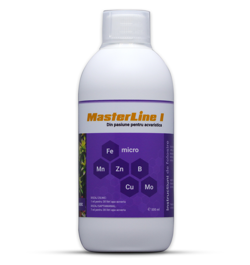 MASTERLINE I (500 ml) - Mikroprvky